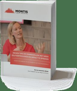 E-Book: 9 tips om onmiddellijk met meer zelfvertrouwen en impact te spreken
