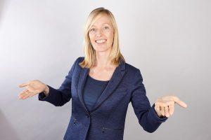 elizabeth van den bergh - speaking with impact